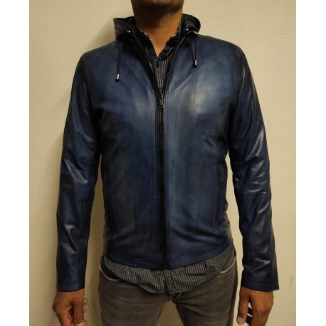 Leather Jacket Giotto