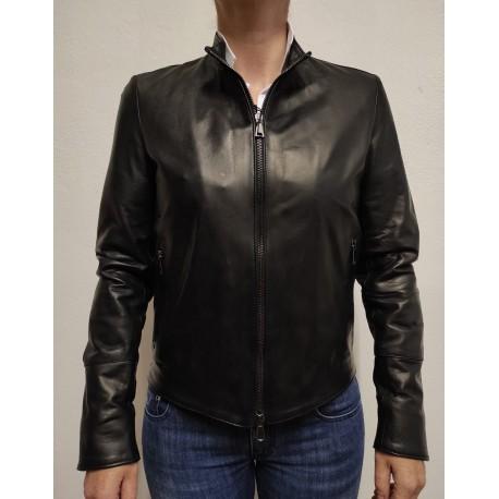 Leather Jacket Delfina