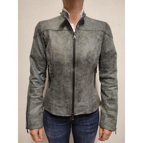 Leather Jacket Nina Wild