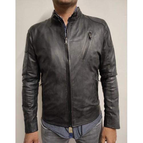 Leather Jacket Start
