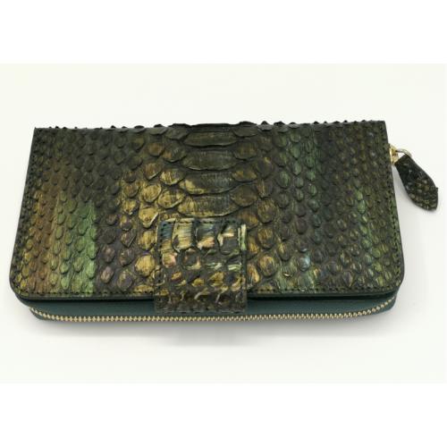Wallet Saturnia Python